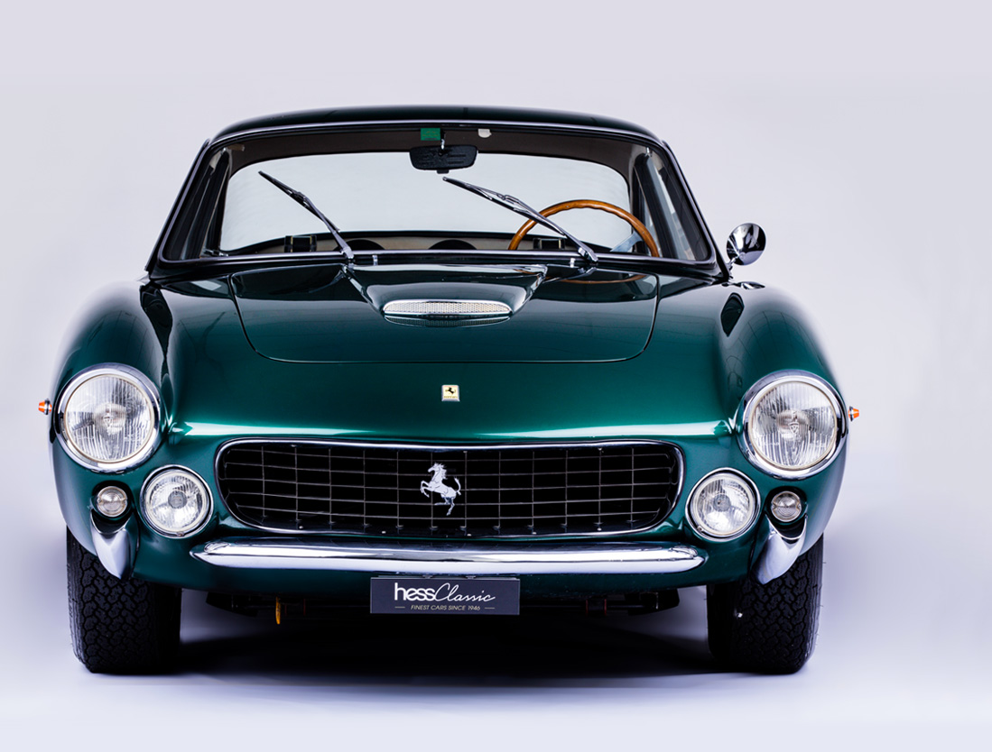 ferrari 250 gt lusso 1963 hess classic collection. Black Bedroom Furniture Sets. Home Design Ideas