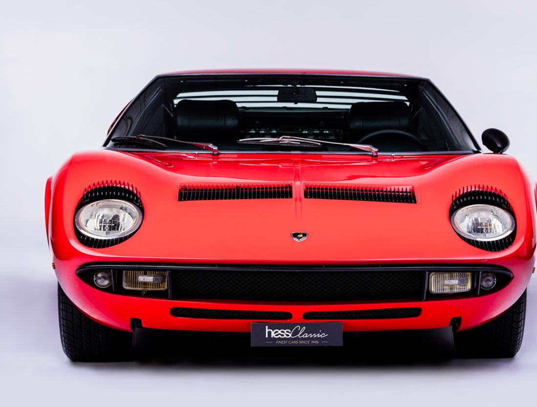 Lamborghini Miura P400 S 1969 Hess Classic Collection