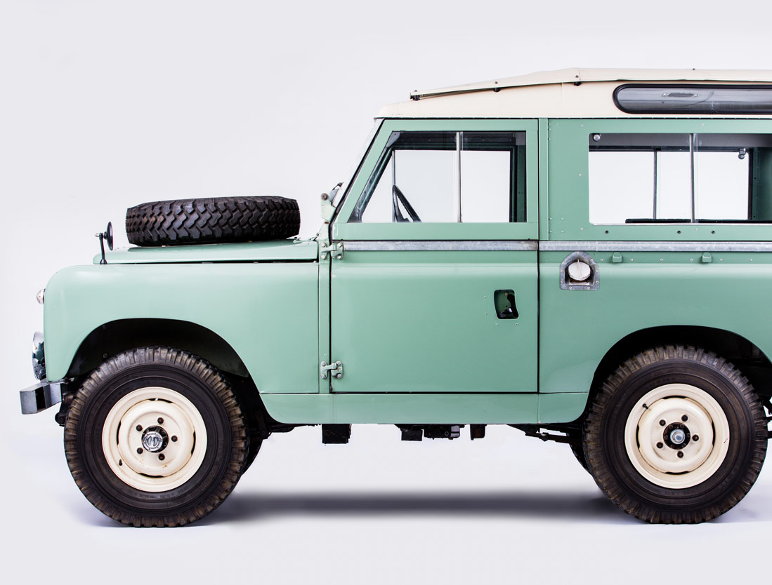 land rover series ii a 4x4 1968 vendre collection hess classic. Black Bedroom Furniture Sets. Home Design Ideas